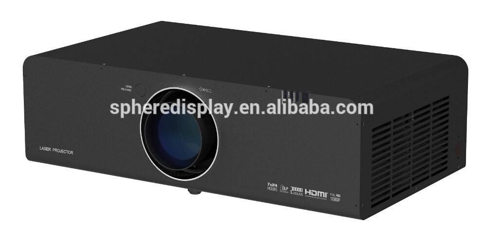 DLP Laser projector edge blending 1920x1080 pixels 5000lm prefect short- focus lens