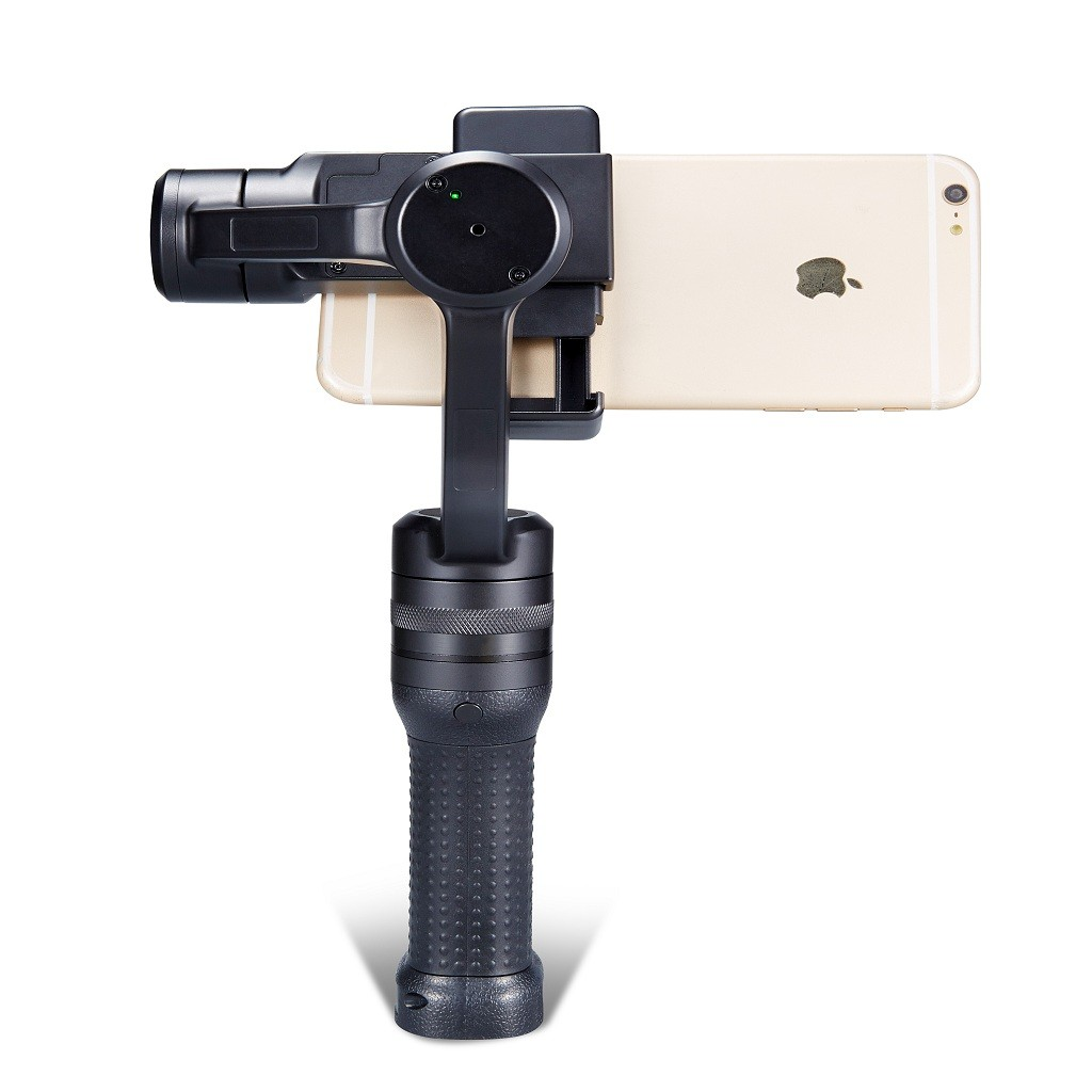 P3 Wewow SPG Live 3 Axle 360 degree Limitless Handheld Gimbal Stabilizer For iPhone 7/6 Plus/6/5s/5c