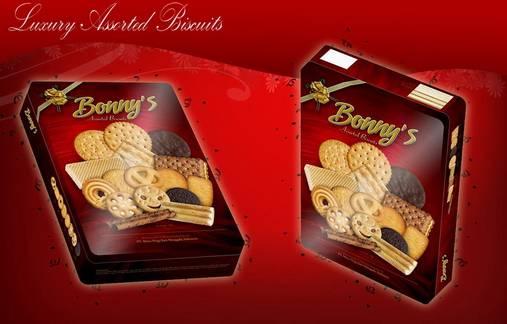BONNY'S Assorted Biscuit and Cookies