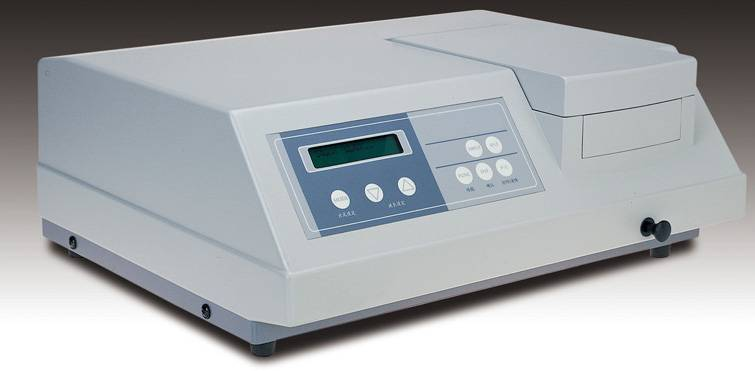 SP-2100UV/UVPC Visible Spectrophotometer