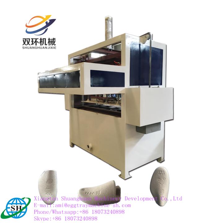 shoe's lining/shoe tray/shoe holder making machine