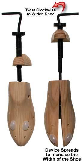 Wooden Shoe stretchers