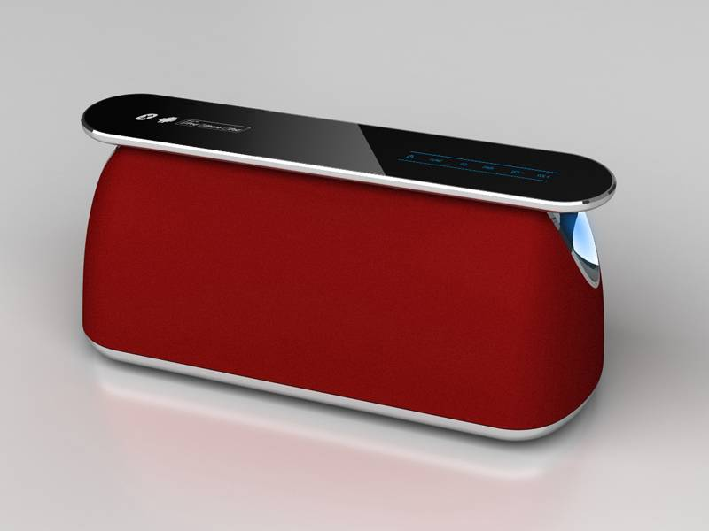 hand-free wireless bluetooth speakers