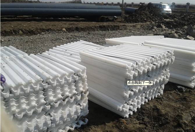 PP PVC Lamella Clarifiers sheet in sedimentation tank