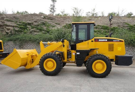 Brand New High Quality 3 Ton, 1.7 M3, 92kw, 125HP Front Wheel Loader meadow for Sale