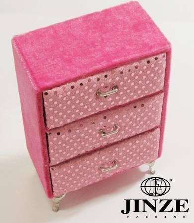 Small Wardrobe Jewelry case