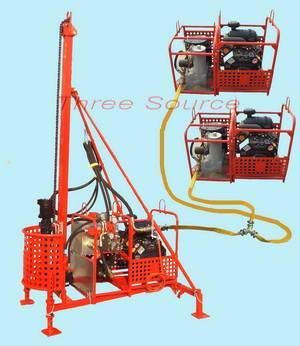 sell seismic drilling rig