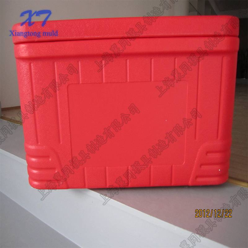 made in china aluminum rotational molding for ice box