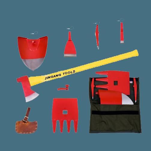 multipurpose tools, fire axe,fire shovel, fire pickaxe