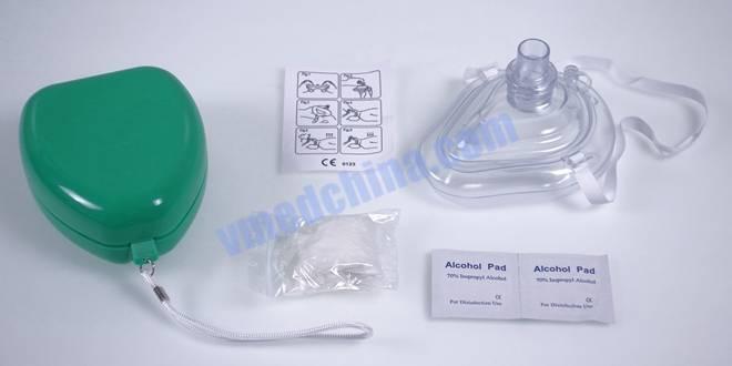 CPR Mask,Pocket Mask,Resuscitation Mask