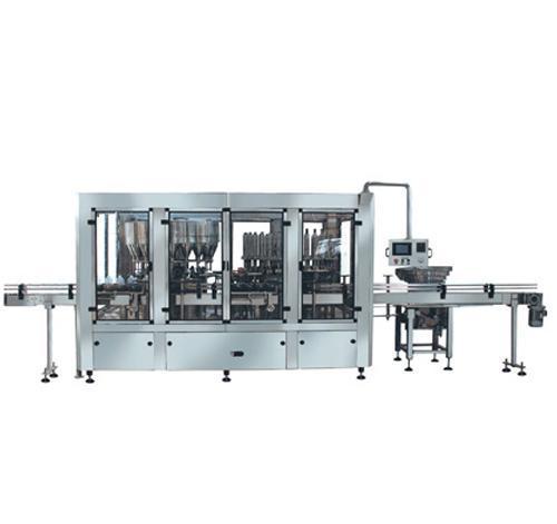 SGFl8/32 (12/18) Plastic Bottle Filling and Sealing Machine