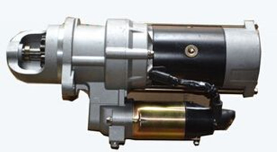 China Brand Bus YUTONG Spare Parts-Starter-3708-00029