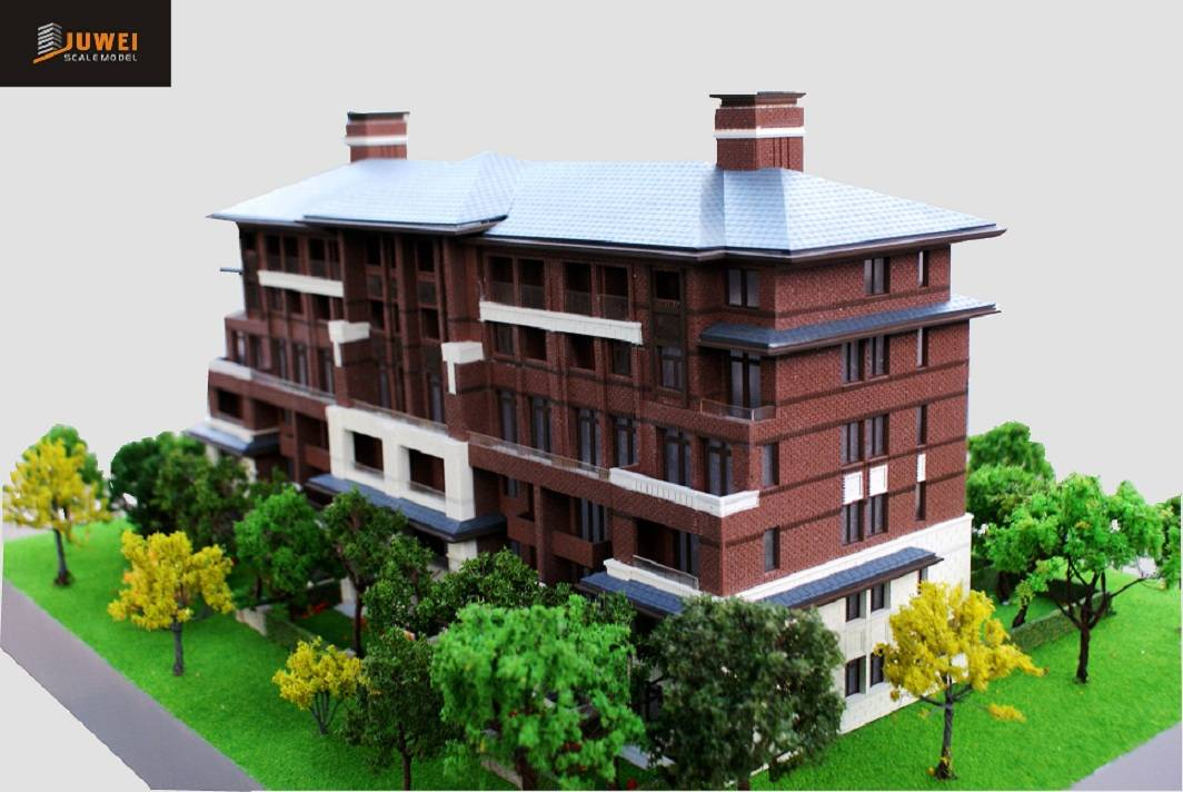 China Architectural Model Makers, Residential Model