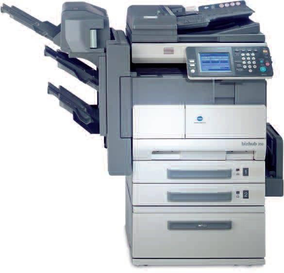 Konica Minolta Bizhub colour copier C450/450