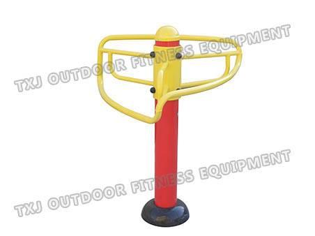 outdoor gym equipment for body building-Leg Pliability Developer
