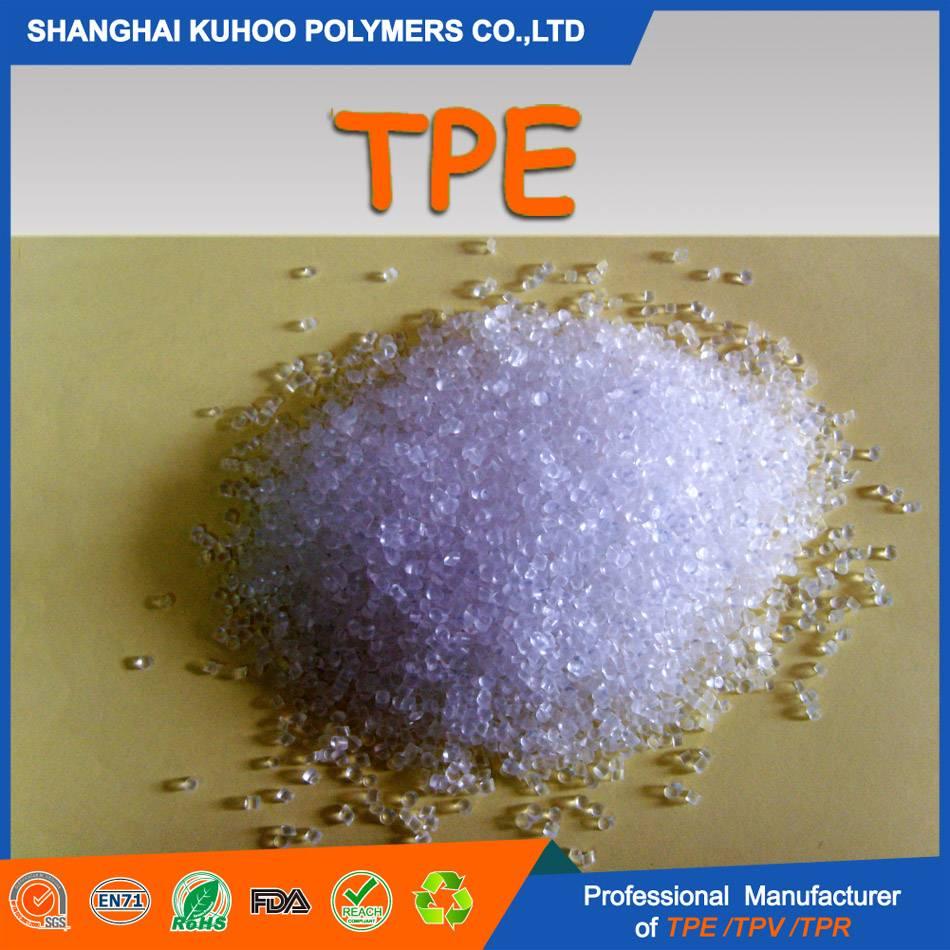 thermoplastic elastomer flame retardant halogen free tpe