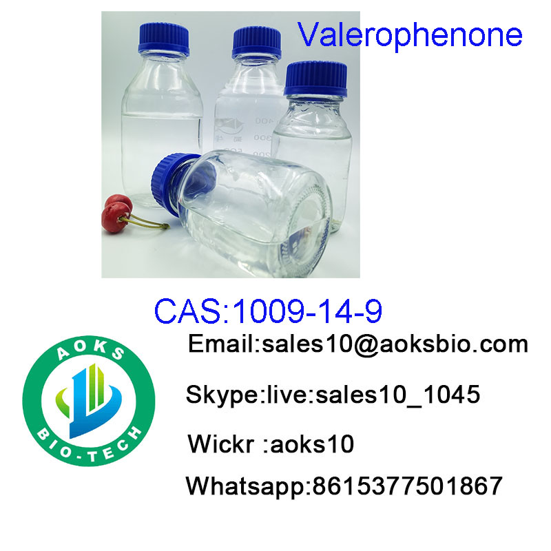 Supply High Quality CAS 1009-14-9 Valerophenone with Factory Price