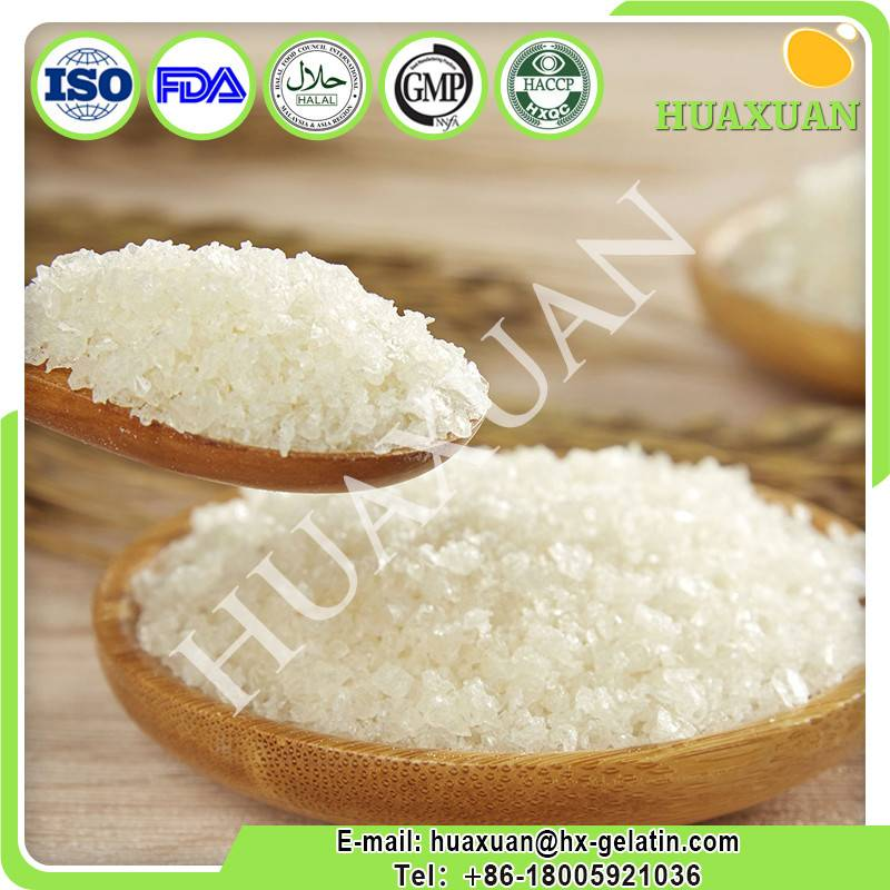 Pharmaceutical grade gelatin with halal certificate for capsule