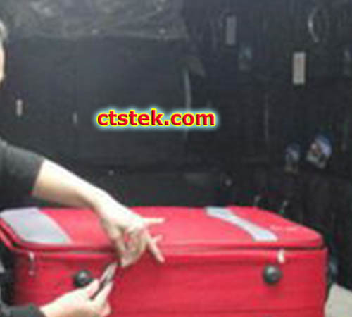 suitcase preshipment inspection