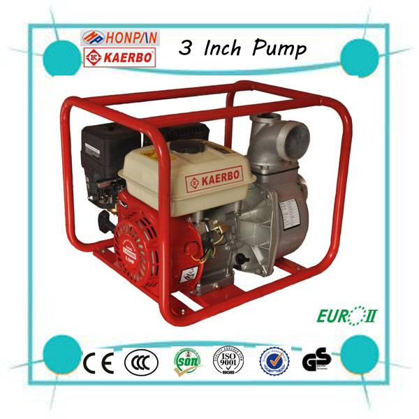 Gasoline Water Pump 1 inch to 6 inch with Factory Price