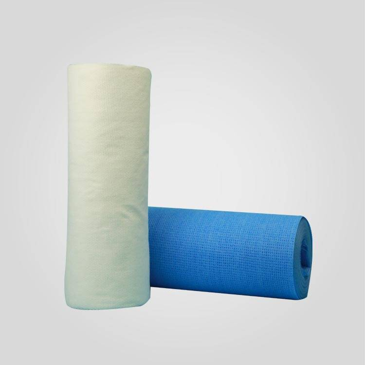China Manufacturer Eco-friendly Spunlace Nonwoven Fabric for Wet Wipes