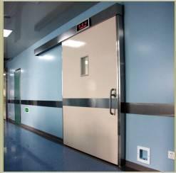automatic airtight doors