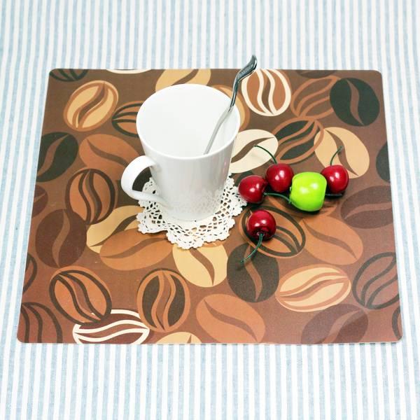 Custom PP PET Lenticular 3D place mat/tabe mat