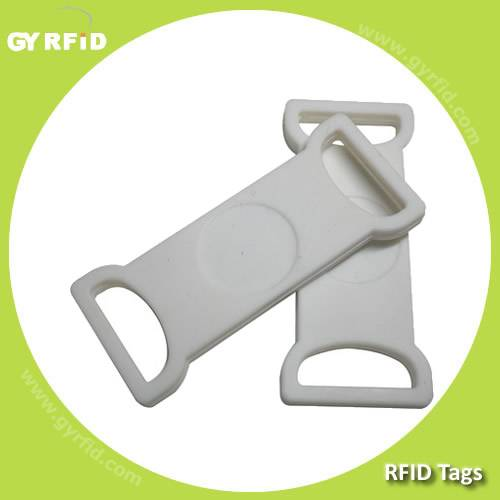 RFID Dog Bone Tag made of silicon material can be used for dog, pet tracking (GYRFID)