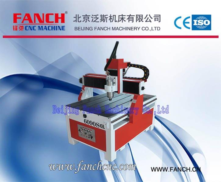 Small Size CNC Router Relief Engraving Machine[FC-6090S]