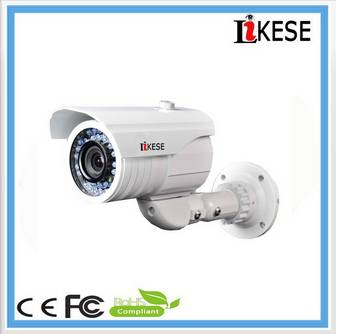 infrared camera 4-9mm varifocal lens 36pcs Leds with IR 30M with cable bracket waterproof bullet cam