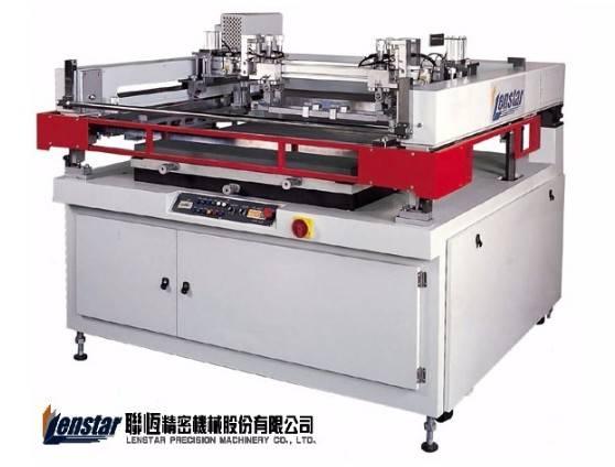 Clam-Shell Semi-Automatic Screen Printer  LG-8080