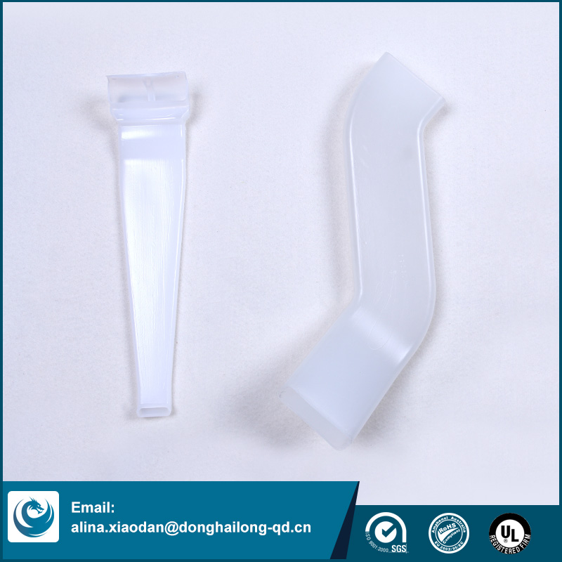 Customize Special Shaped Blow Molding Plastic Tube