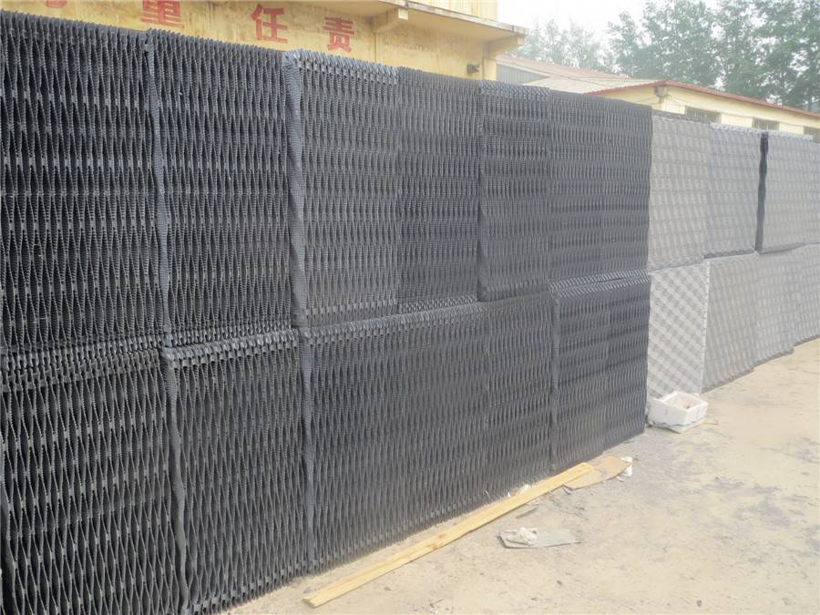 Honeycomb 850mm 1000mm 1300mm PVC infillings for cooling tower