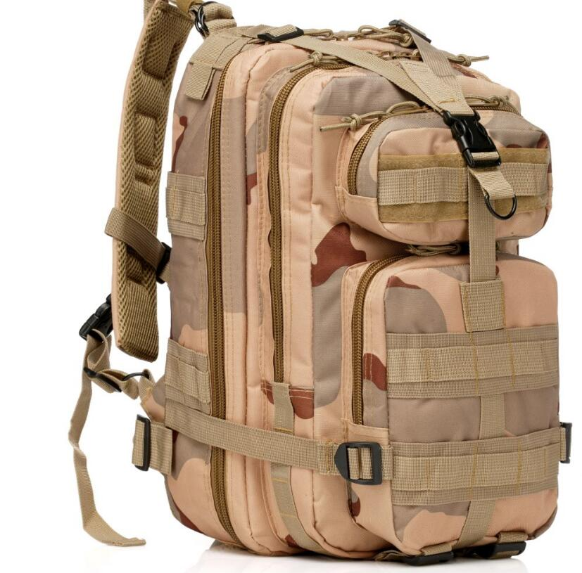 Mil-Falcon wholesale OEM/ODM 3P camouflage backpack