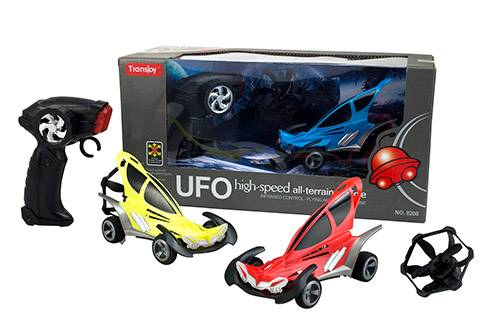 2014 Latest RC UFO Vehicles,2 IN 1 Group