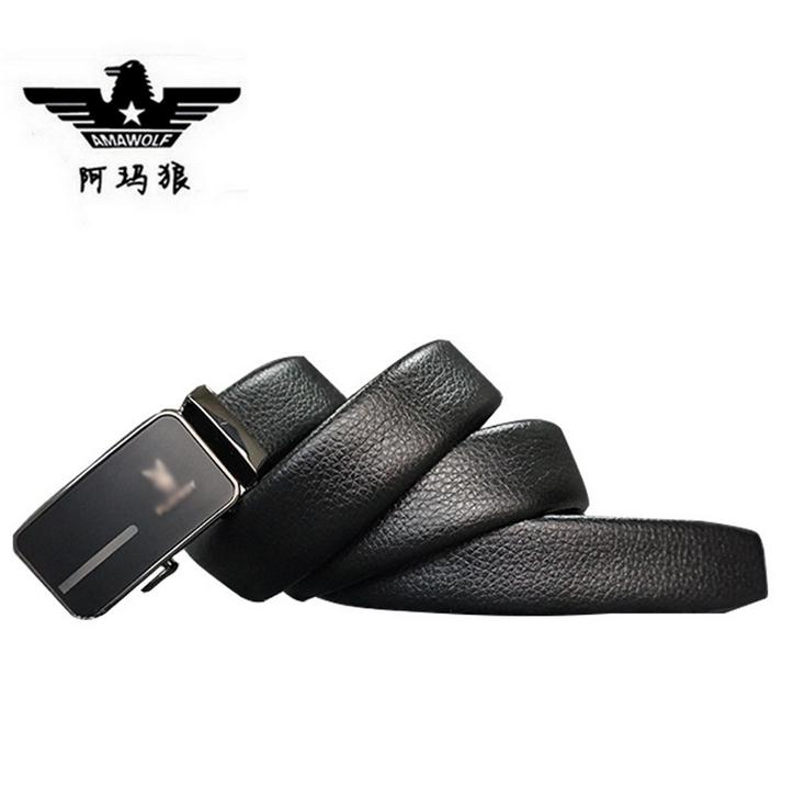 hot product NO4 of leather belt for man