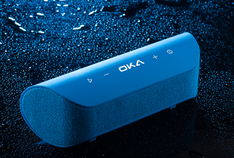 OKA MY658BT Touch Bluetooth Speaker