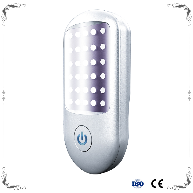 6 in1 Ultrasonic LED photon Skin Rejuvenator facial beauty device
