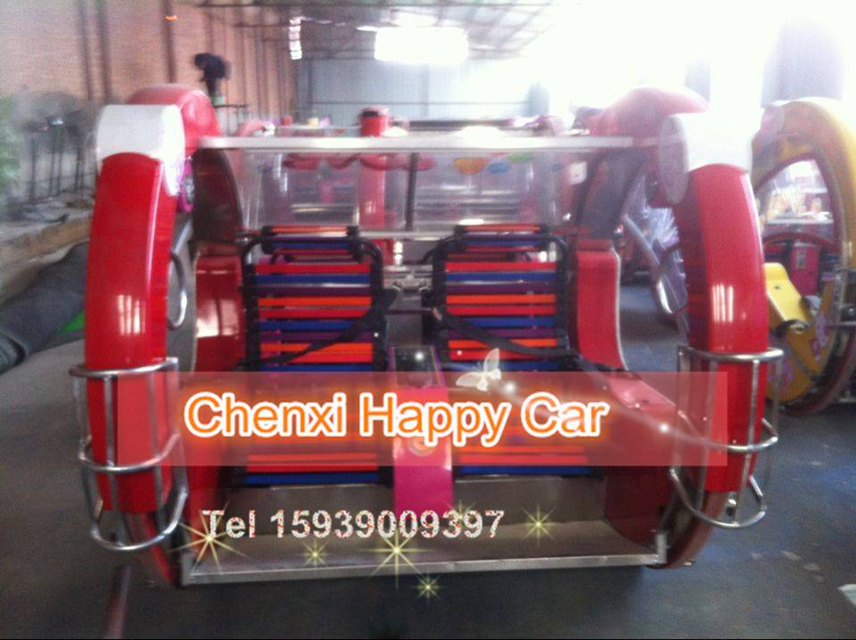 2015 New Outdoor and Indoor Amusement Equipment China Manufacturer Happy Leswing  Racing Ride for sa