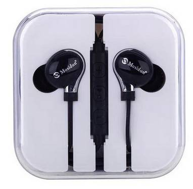 2016 promotion earphone for iphone earphone with mic for iphone 6 earphone wholesale