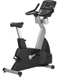Life Fitness - Clsc - Upright Bike, Integrity, Poly V Belt