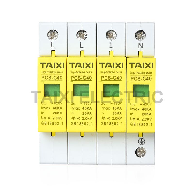 TXU3 SPD surge protective device