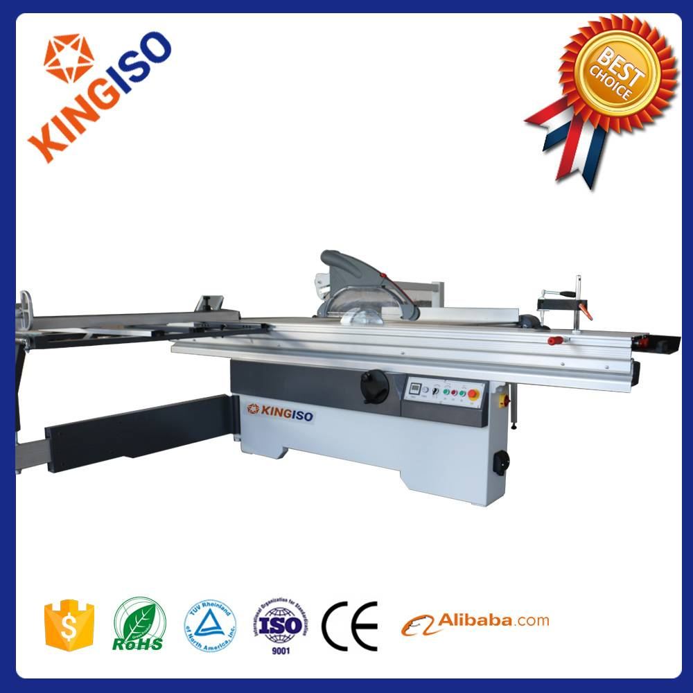 MJ400L Precision sliding table saw