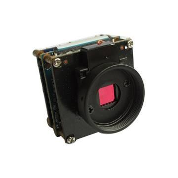 38mm*38mm 2Megapixel 1080P WDR Ambarella IP Camera Module PCB