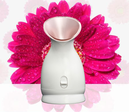Nano Ion facial steamer, Ionic facial steamer