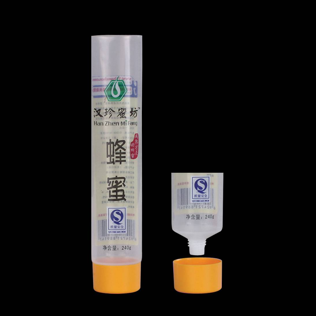 AT D40mm Plastic tube for food