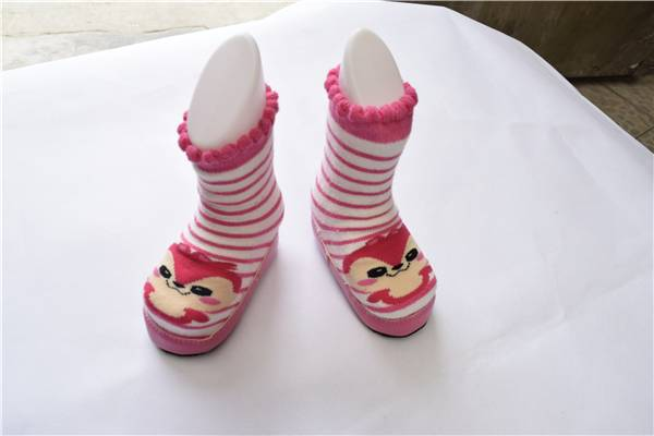 Children socks ,non slip shoes socks