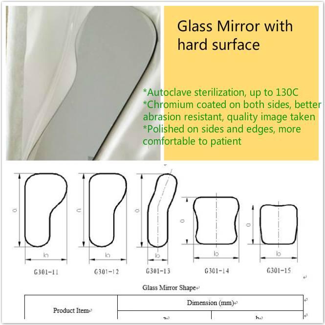 Orthodontic Glass Reflector