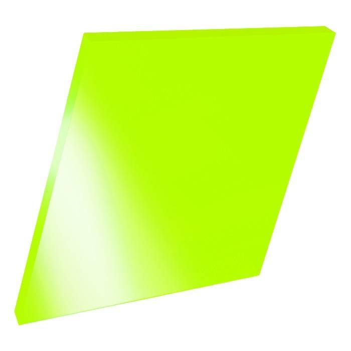 High quality polycarbonate fluorescent sheet 100% virgin LEXAN resin