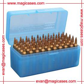 hard plastic ammo case Model (MCA803)
